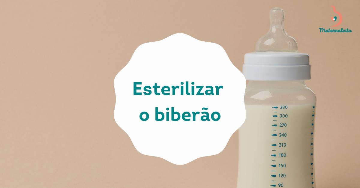 Neste artigo explicamos-lhe como pode esterilizar o biberão do seu bebé e as diferentes formas de o fazer! Descubra aqui.